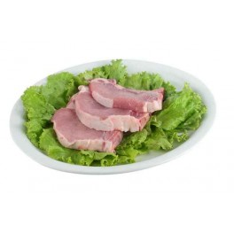 Chuleta de porco