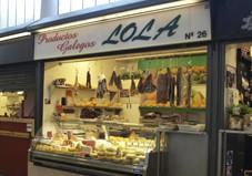 Productos gallegos Lola